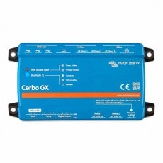 Systemmonitor Sunwind Victron Cerbo Gx