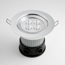 Inbyggnadsspot Konstsmide High Power LED 230V