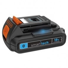 Batteri Black+Decker 18V 1,5Ah Smart Tech