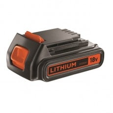 Batteri Black & Decker 18V, 2.0Ah