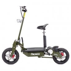 Elscooter Rull 1600W OFFROAD ARMY GREEN