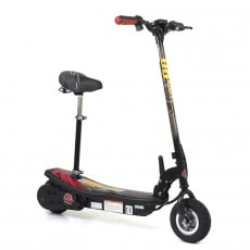 Elscooter Rull 250 W EXTREME Röd