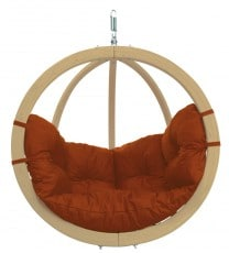 Hängstol Amazonas Globo Chair Terracotta