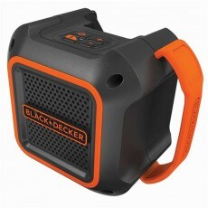 Högtalare Black+Decker Bluetooth 18V