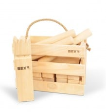 Kubb Bex Wooden Box Original natural King