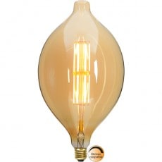 Lampa LED Star Trading E27 Bt180 Industrial Vintage Amber