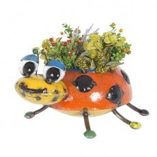 Lilly The Lady Bug Planter