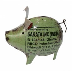 Pig Out Money Box