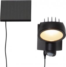 Spotlight Star Trading Solcell Powerspot 481-66