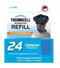Refill Thermacell 24h Till BackPacker