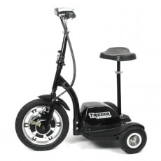 Trehjulig Scooter Rull Trigger 500W Svart