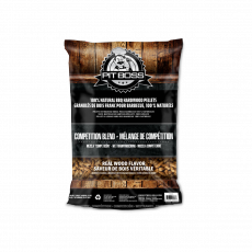 Träpellets Pit Boss Competition Blend