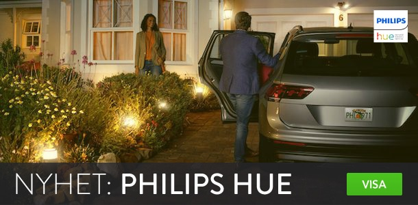 Smart Belysning Philips Hue